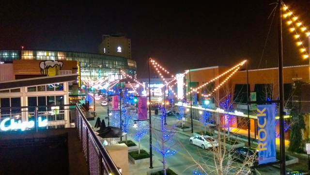 Kansas City Power and Light District