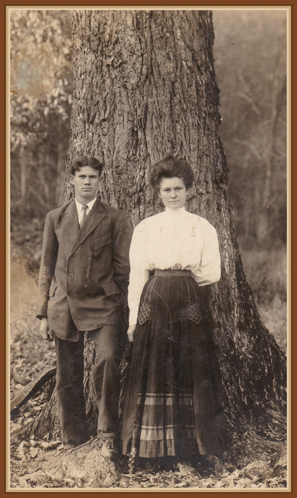 My Great-Grandmother and Great-Uncle