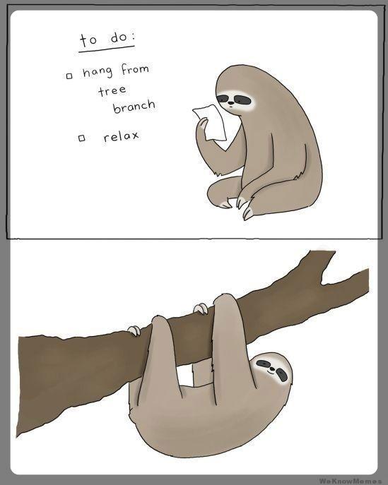 sloth-meme-to-do-list-comic